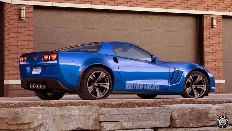 Новый Chevrolet Corvette
