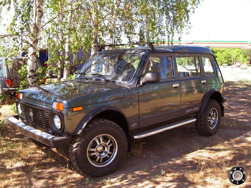 Тюнинг ВАЗ 2131