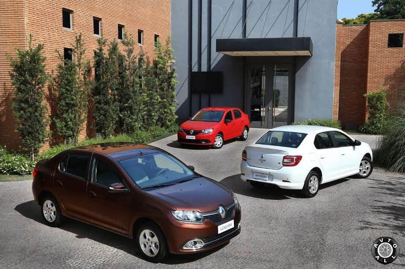 Новые Renault Logan 2014 года