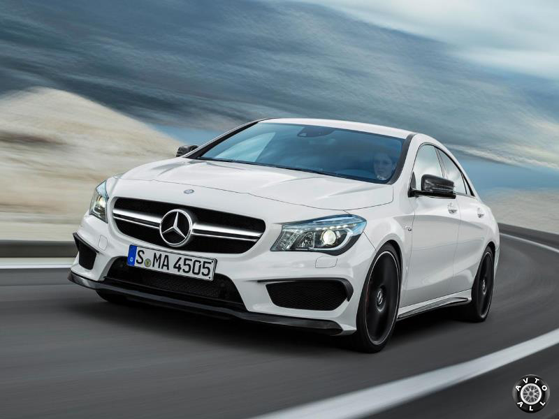 Автомобиль Mercedes C-class фото 2014