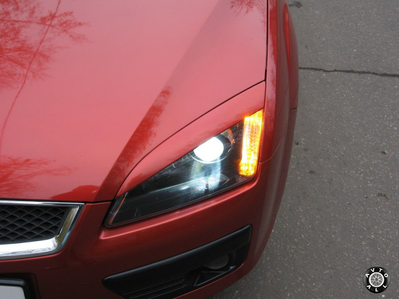 Фары Форд Фокус 2