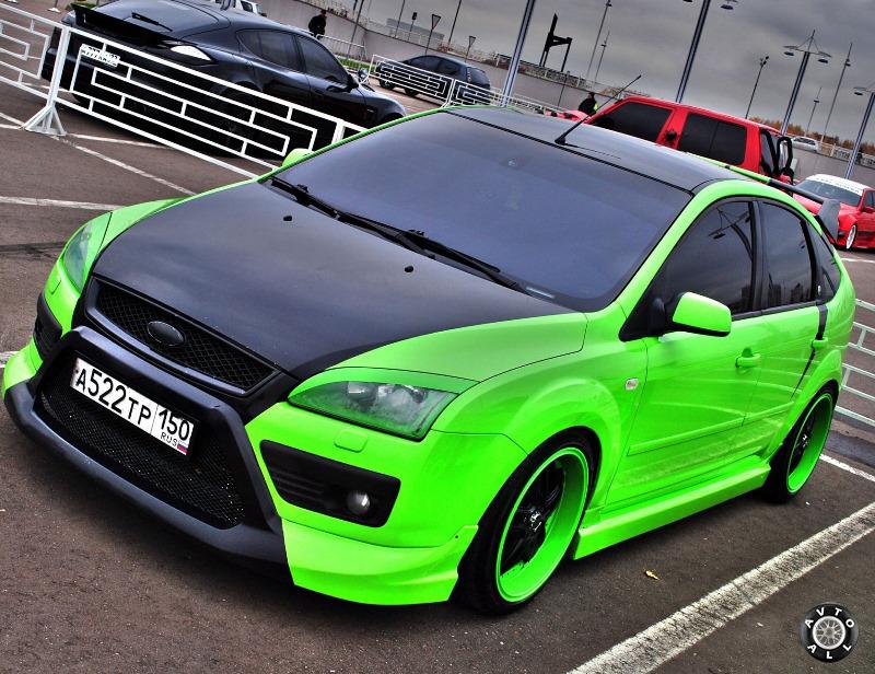 Ford Focus 3 спортивный тюнинг
