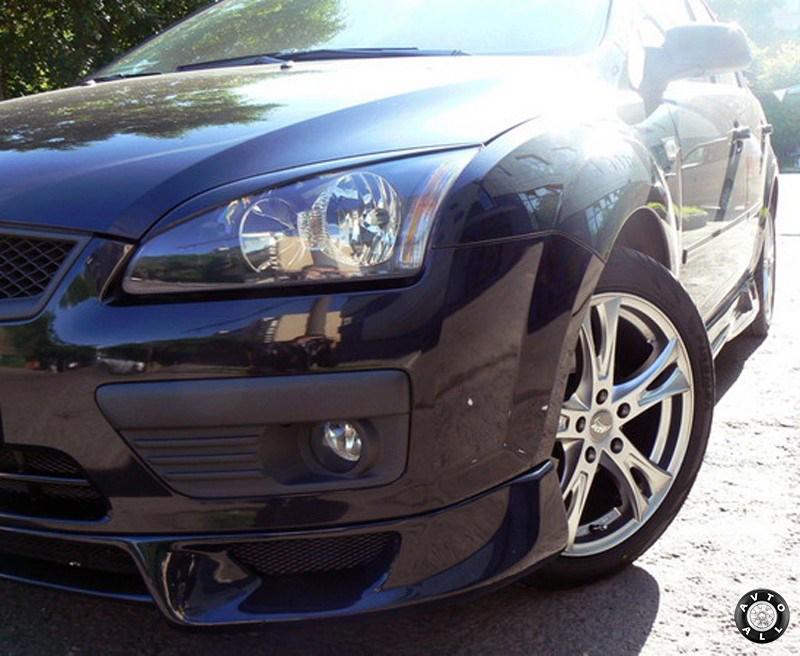 Форд Фокус 2 фары фото