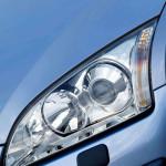 Ксеноновые фары автомобиля Ford Focus