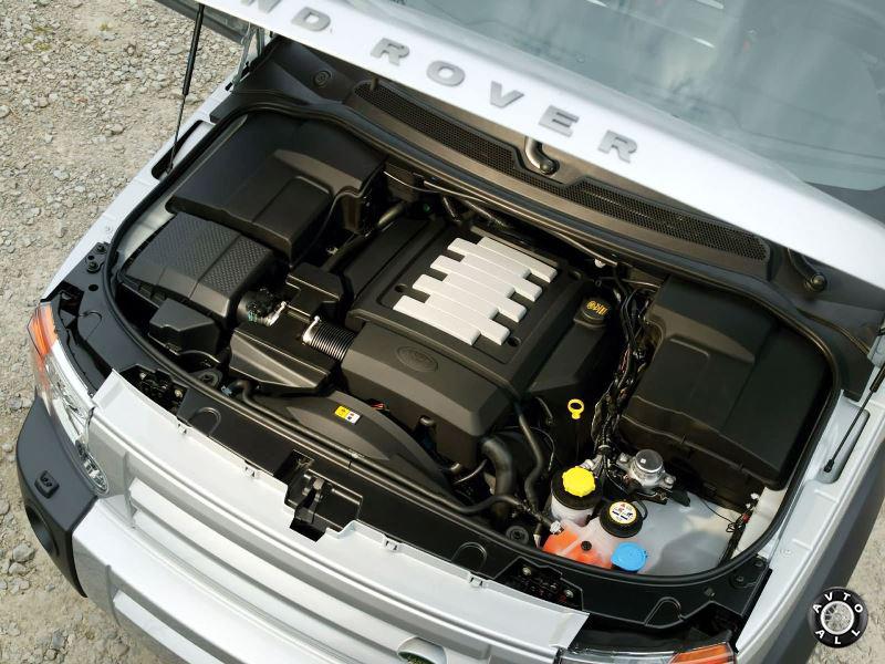 Land Rover Discovery 3 чип тюнинг