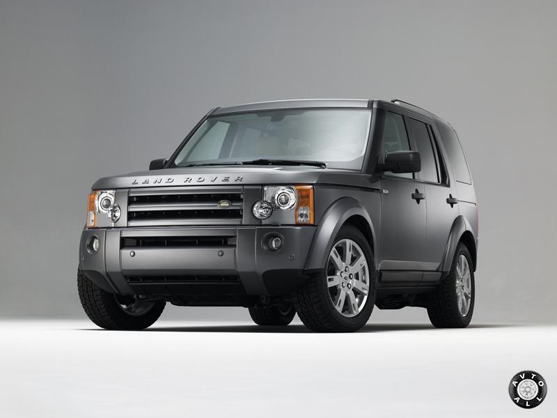 Land Rover Discovery после тюнинга