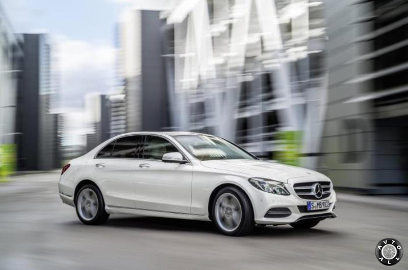 Новая модель Mercedes 2014