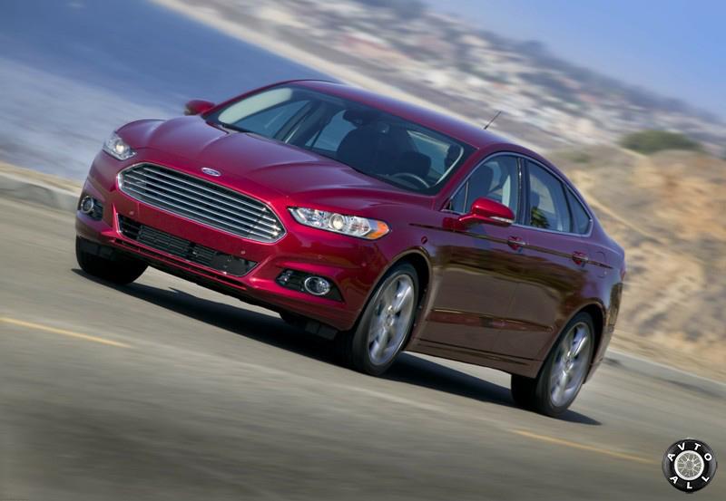 Новый Форд Fusion (Mondeo)