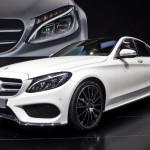Новый Mercedes C class презентация
