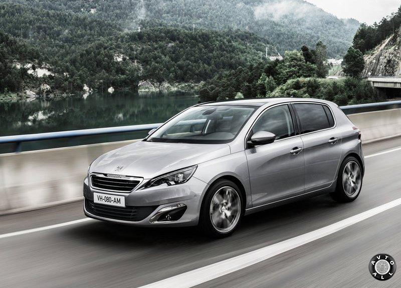 Peugeot 308 2014 фото
