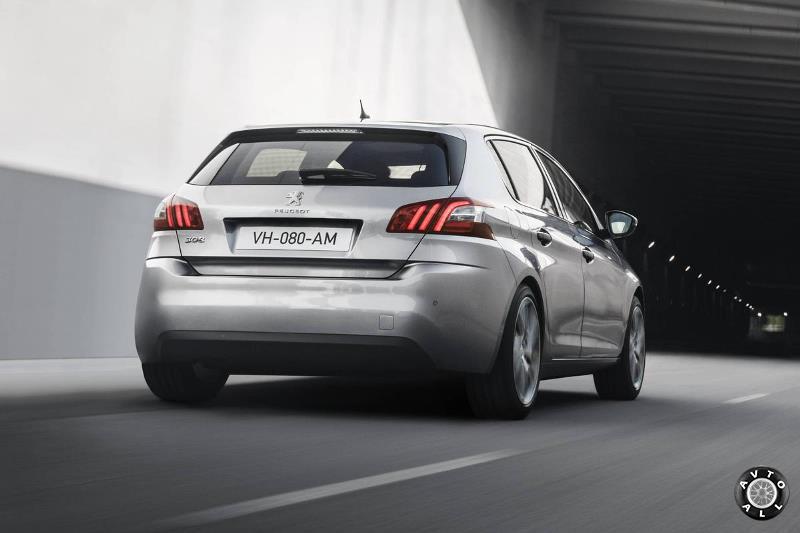 Презетация Peugeot 308 2014