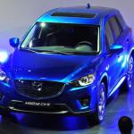Рестайлинг Mazda cx 5 фото