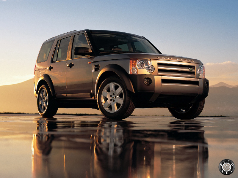 Тюнингованный Land Rover Discovery фото