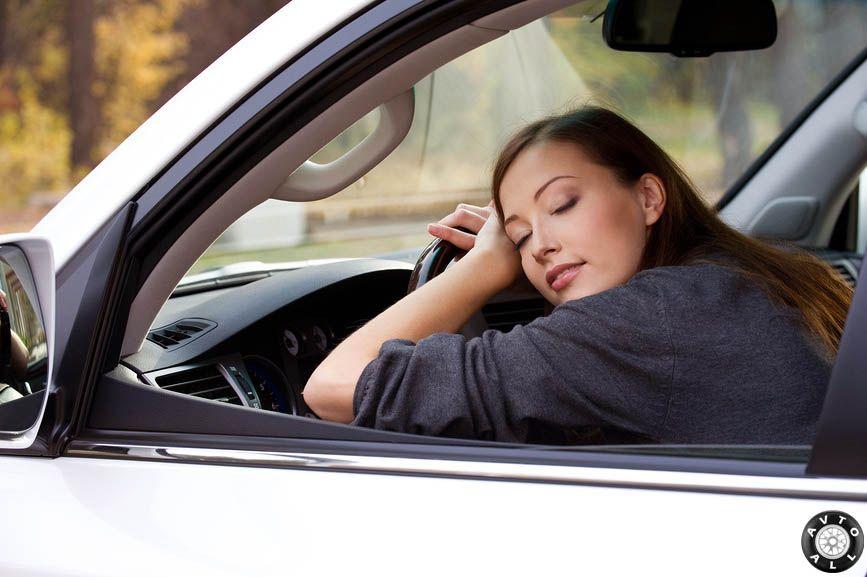 как не заснуть за рулем машины