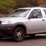 land rover freelander технические характеристики 3 двери