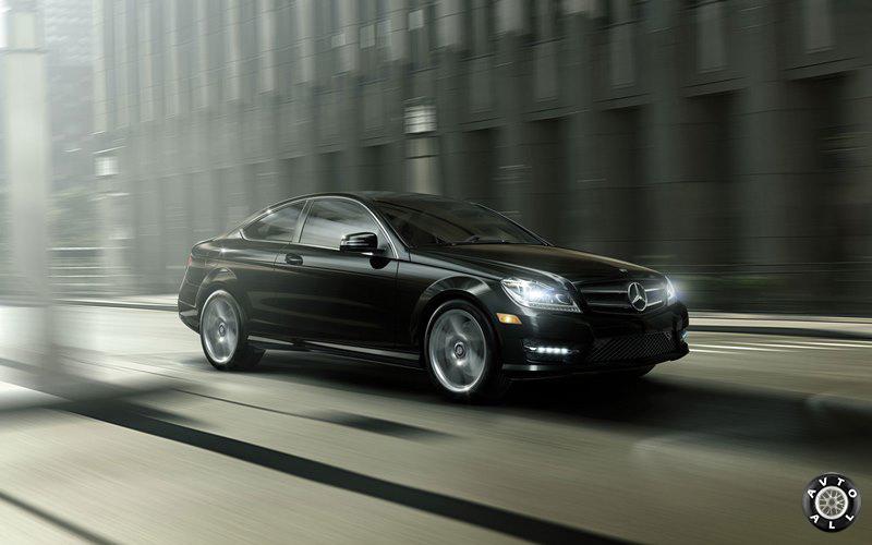 Автомобиль Mercedes Benz C-class 2014 C250 Coupe