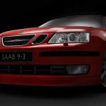 Автомобиль Saab 9 3