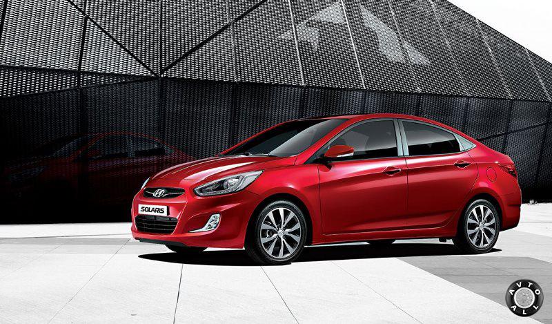 Hyundai Solaris 2014-2015
