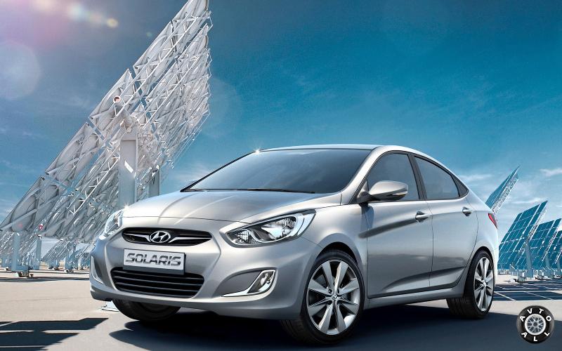 Hyundai Solaris нового модельного ряда