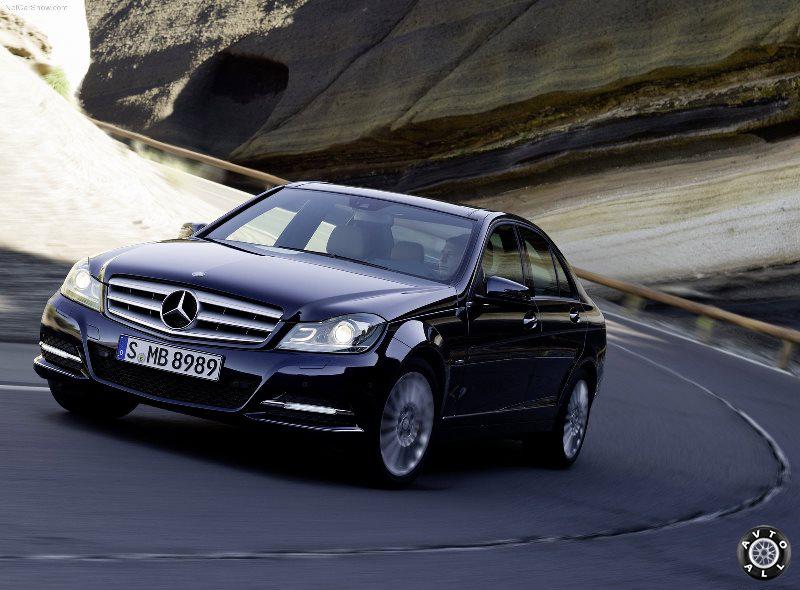 Mercedes Benz C-class W204 фото