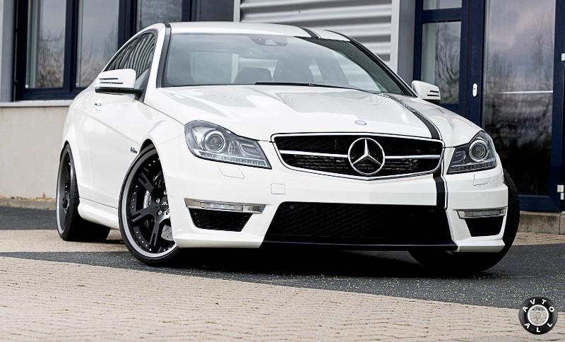 Mercedes Benz C-class фото