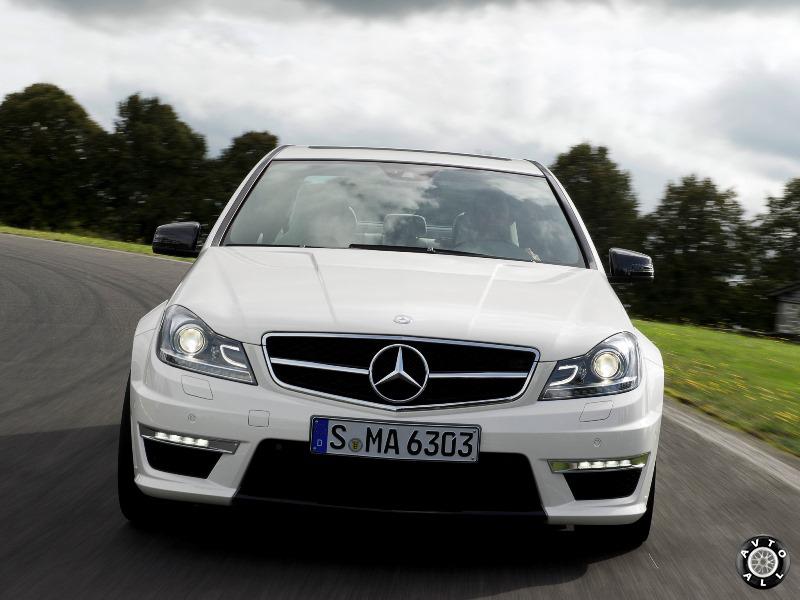 Mercedes Benz C class седан
