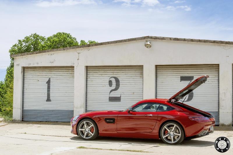 Mercedes amg gt 2014 фото