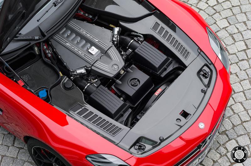 Mercedes amg gt 2015 двигатель