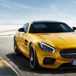 Mercedes amg gt внешний вид
