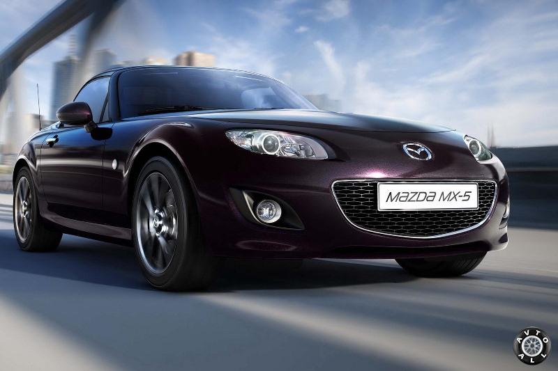 Новая модель Mazda MX-5