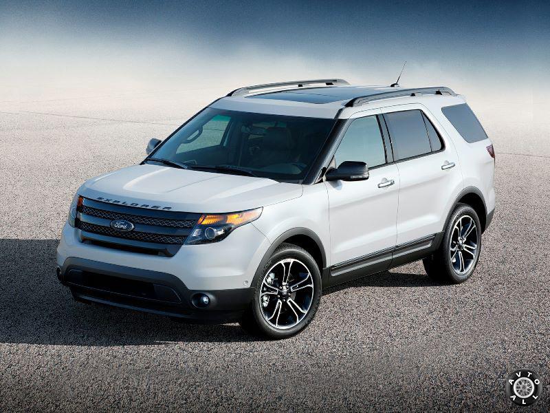 Новый Ford Explorer 2014 года