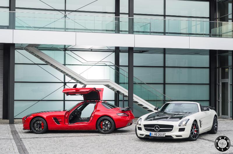 Новый Mercedes Benz amg gt 2015 года