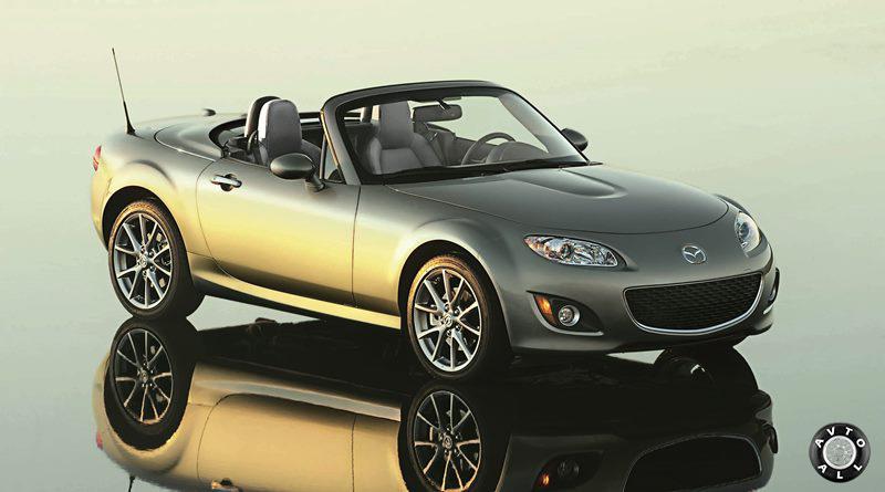 Новый автомобиль Mazda MX 5