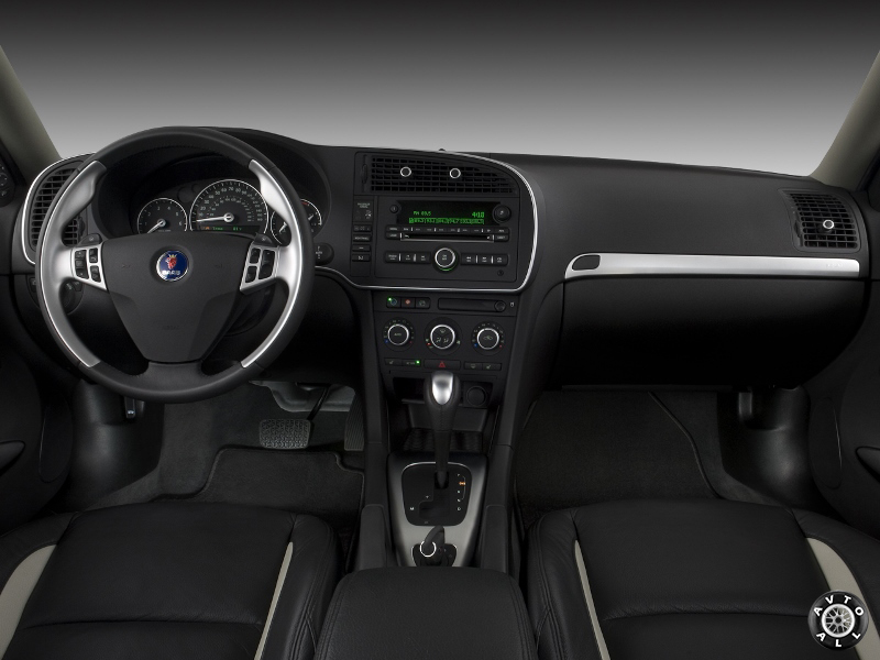 Приборная панель Saab 9