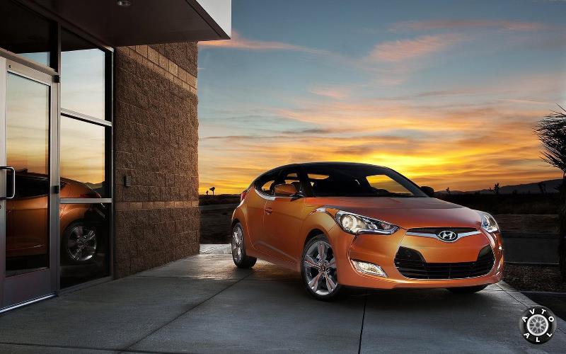 Внешний вид Hyundai Solaris покраска