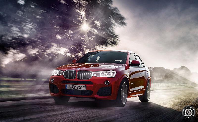 Дизайн авто BMW X4