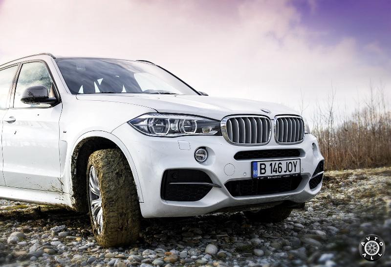 Дизайн автомобиля BMW X5