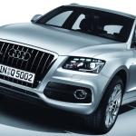 Дизайн экстерьера Audi Q5