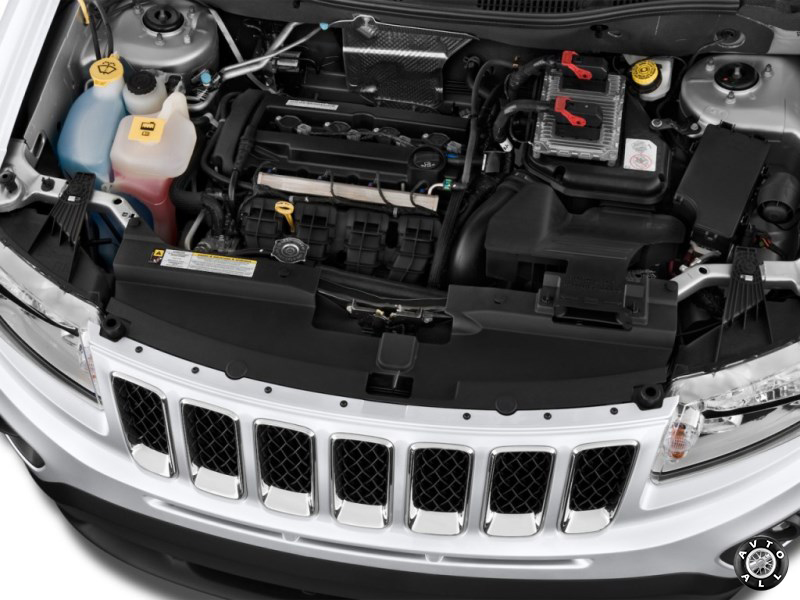 Двигатель Jeep Compass 2014 года