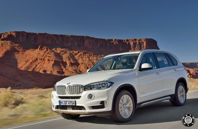 Фото нового BMW X5