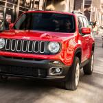 Jeep Renegade новая модель