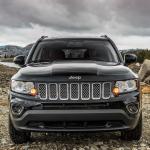Кроссовер Jeep Compass дизайн