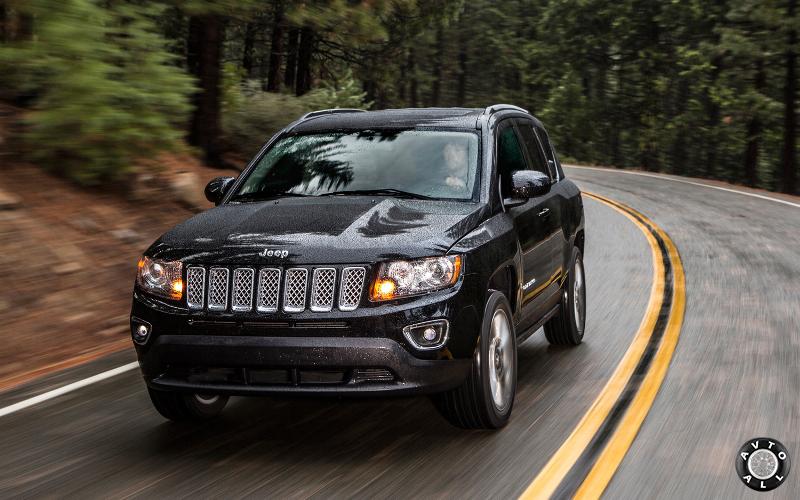Новый Jeep Compass 2014