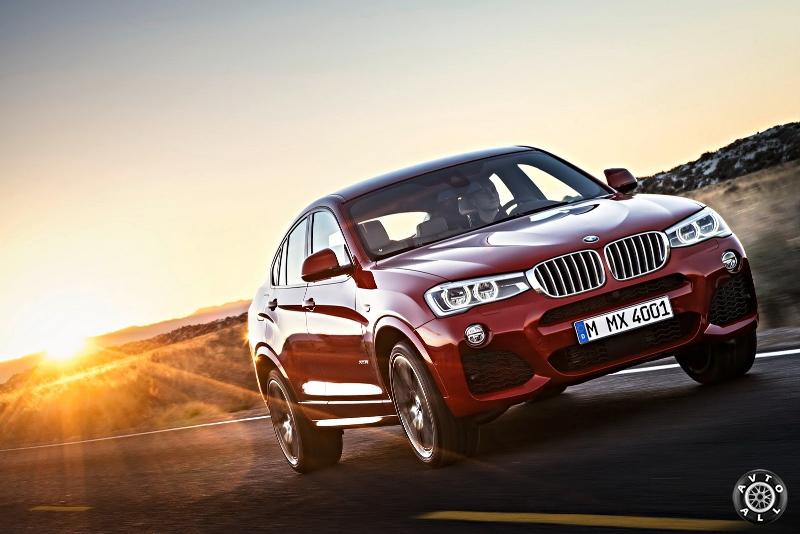 Новый авто BMW X4