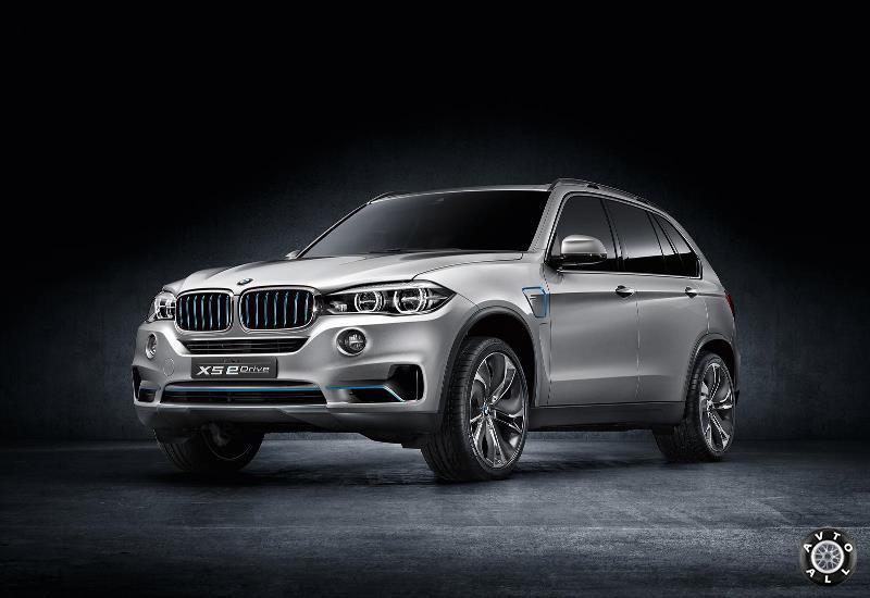 Новый автомобиль BMW X5
