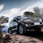 Toyota Land Cruiser 200 2014