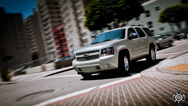 Внедорожник Chevrolet Suburban