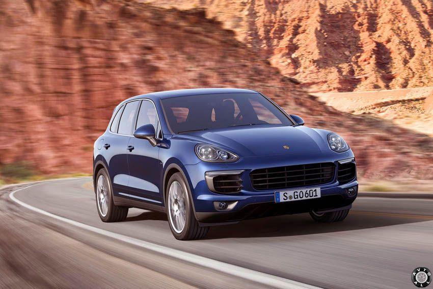 Porsche Cayenne 2015 new