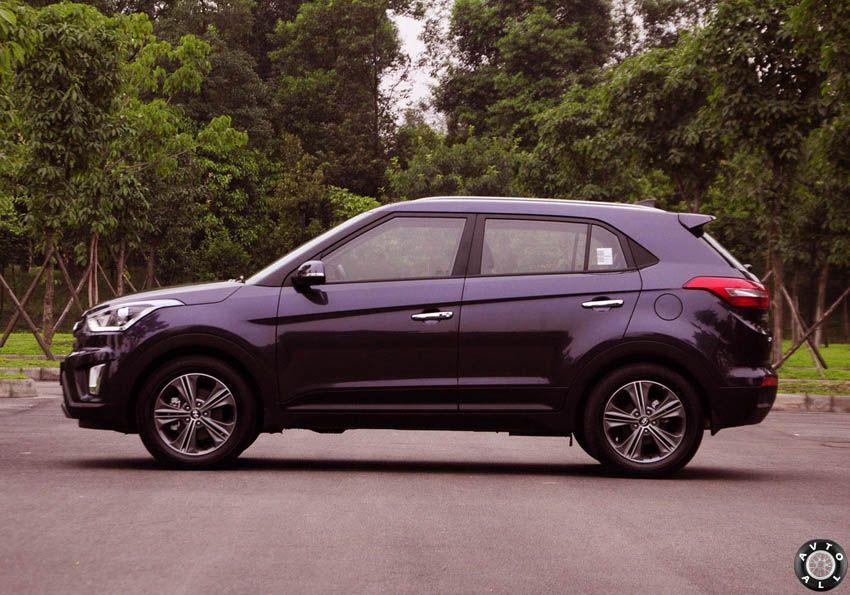 Hyundai ix25 2015 фото