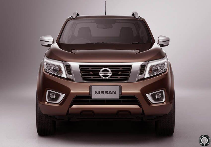Nissan Navara 2015 новый